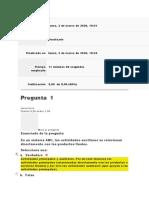 EVALUCION INICIAL SISTEMAS DE COSTOS POR CANTIDAD