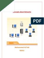 Networks (Mohammed 82915)