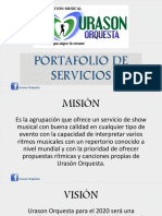 PORTAFOLIO DE SERVICIOS URASON 2