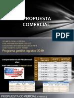 PROPUESTA COMERCIAL 2019