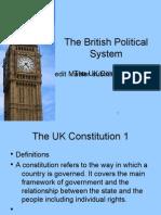 The UK Constitution