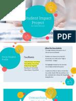 student impact project-caitlin mercado