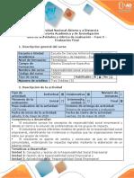 Guía de actividades y rúbrica de evaluación - Fase 5 - Evaluación final 16_1
