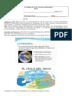 Ciencias Naturales - guía 2 abril sexto