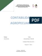 Contabilidad Agropecuaria Unidad 1.2