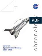 Space Shuttle Mission Chronology Vol 3 2005-2009