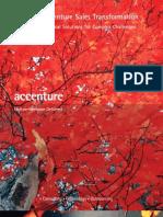 Accenture Sales Transformation