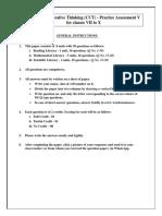 CCT 5 - April 2020 - QP.pdf