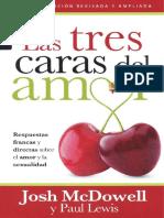 JOSH MCDOWELL LAS TRES CARAS DEL AMOR.pdf