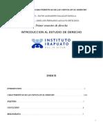 CLASIFICACION Y CARACTERISTICAS DE LAS CIENCIA EN EL DERECHO.docx