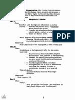 Scheme of work (teacher's)