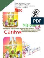Cancionero Misionero. ESAFA