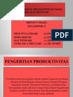 MENINGKATKAN PRODUKTIFITAS USAHA MELALUI MOTIVASI' kel 5'.pptx