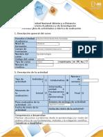Guía de actividades y rúbrica de evaluación-fase 2-Reconocer los fundamentos epistemológicos disciplinares..docx