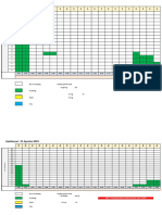 Contoh Monitoring arsitek proyek