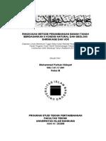 Muhammad Farhan Hidayat 10070117091 Shkringe dan VCR