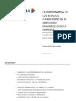 LA IMPORTANCIA DE LOS EF EN EL ADECUADO DESARROLLO DE LA EMPRESA.pdf