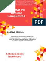 8) UNIDAD VII. RESINAS COMPUESTAS.pptx