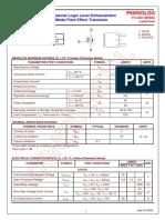 P60N03LDG-E 040902