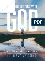 Daily Encounters With God - A Supernatural Devotional ( PDFDrive.com )