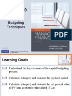 Capital Budgeting part1