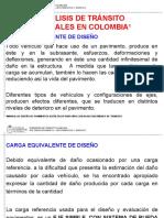 VOLUMENES DE TRANSITO