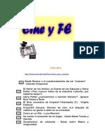 Cine y Fe. Artícs