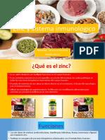 Zinc y sistema inmunológico-1