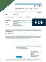 1-KEMA-IEC-indoor heat shrinkable termination -full test