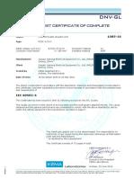 2-KEMA-IEC-heat shrinkable joint-full test