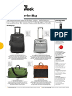 Pack the Perfect Bag