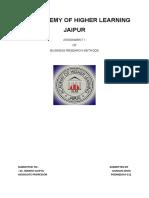 Gunjan OR Case study.docx