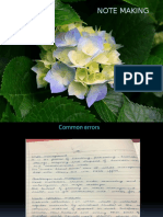 note making.pptx