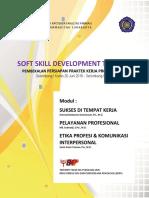 Modul Pelatihan Apoteker Angkatan 32 2019