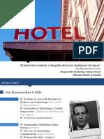 El Meu Hotel a Internet Radiogafia Del Sector i Tendencias de Mercat 19112010