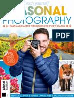 Teach Yourself Seasonal Photography, Second Edition