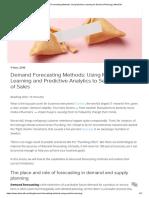 Demand Forecasting Methods_ Using Machine Learning for Demand Planning _ AltexSoft