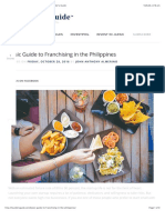 Basic Guide to Franchising in the Philippines | Founder's Guide