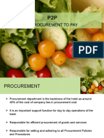PROCUREMENT TO PAY - NIRUPAM ROY