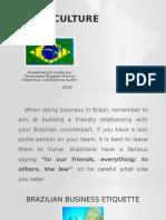 Business culture in Brazil
