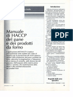 Manuale Haccp Del Pane E Dei Prodotti Da Forno.pdf
