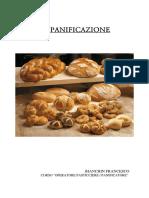 La Panificazione - Appunti corso panificatore