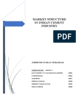 MARKET STRUCTURE IN INDIAN CEMENT INDUSTRY.docx