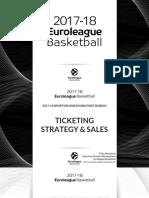 Sales - Euroleague Basketball