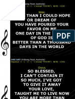 One Day - Hillsong.pptx