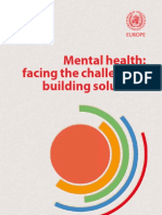 World Health Organization - Mental Health_ Facing the Challenges, Building Solutions_ Report from the Who European Ministerial Conference (2005)