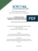 Um olhar sobre o Estigma Internalizado, Auto-estima e Qualidade de Vida em Pessoas com Doença Mental.pdf