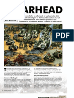 Spearhead Rules & Formations