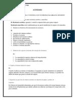 ACTIVIDADES-TIPOS DE RESISTENCIA