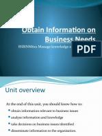 BSBINM601- Powerpoints